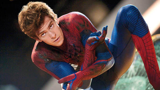 Andrew Garfield as Spider-Man (Marvel)
