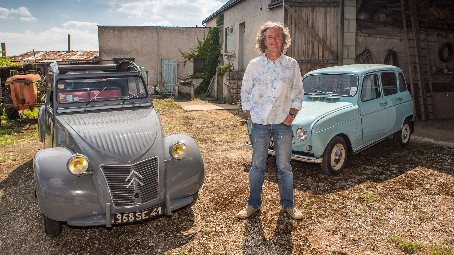 James may s cars of the people