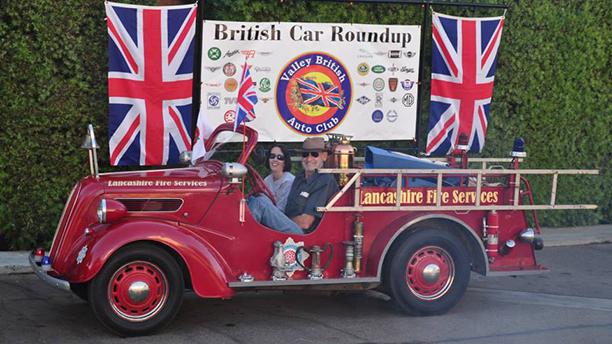 (Valley British Auto Club)