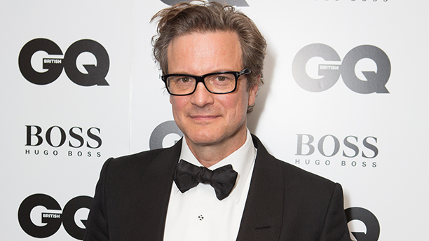 Colin Firth is Keen on...
