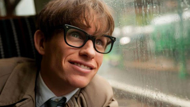 Eddie Redmayne as a young Stephen Hawking. (Photo: Focus Features)