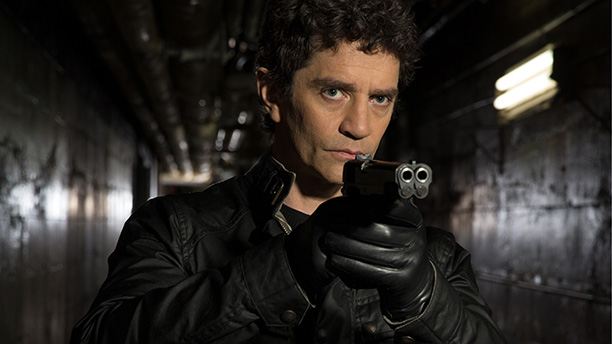 James Frain looks like he knows what he's doing in Intruders. (BBCA)