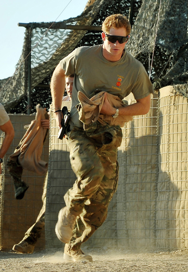 Prince Harry gets new Army role