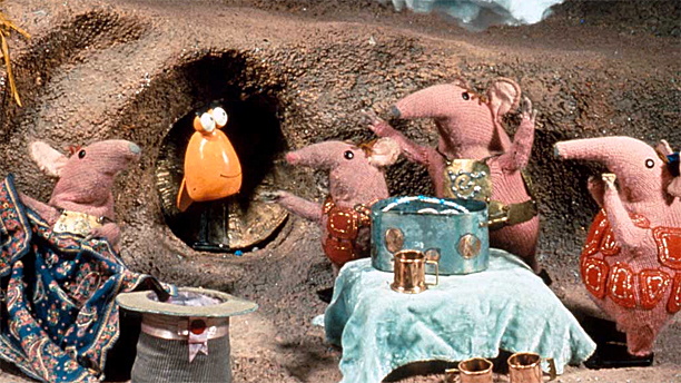 The Clangers (Pic: Smallfilms)