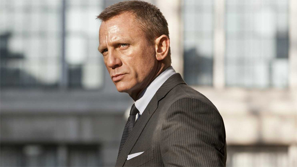 Daniel Craig in 'Skyfall' (Pic: Eon Productions)