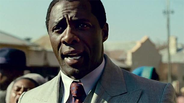 Idris Elba as Nelson Mandela in 'Mandela: Long Walk To Freedom' (Pic: 20th Century Fox)