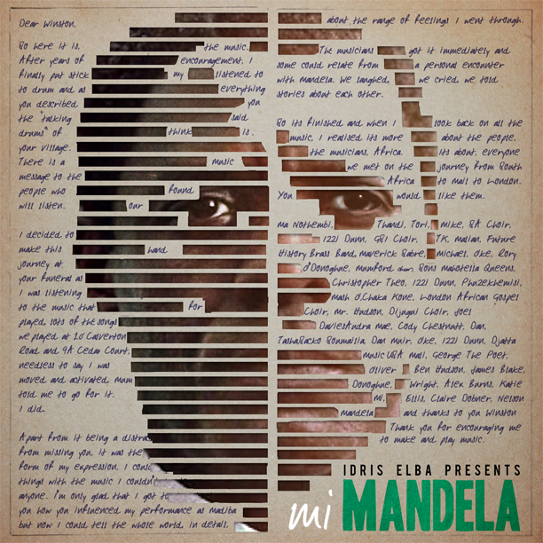 'mi Mandela' by Idris Elba