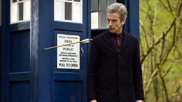 "Doctor Who: ""Robot of Sherwood"""