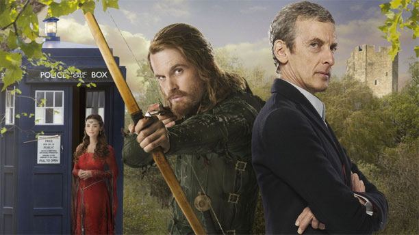 Robot of Sherwood (Pic: BBC)