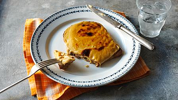 Welsh rarebit (Pic: BBC)