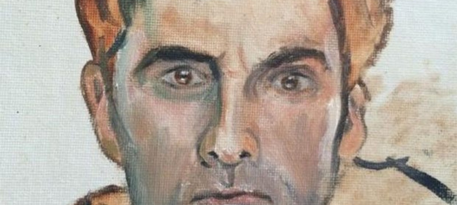 David Tennant, Oil Painting