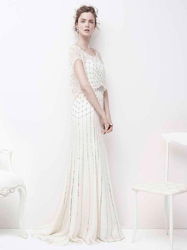 Downton Abbey Wedding Dress 27 Best  Temperley Jenny Packham