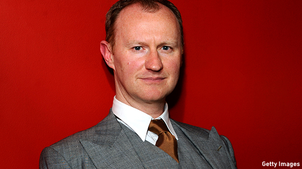 LONDON, ENGLAND - APRIL 09:  Mark Gatiss at BFI Southbank introducing The Private Life of Sherlock Holmes - part of the BFI Screen Epiphanies series, a monthly BFI membership exclusive in partnership with American Express at BFI Southbank on April 9, 2014 in London, England.  (Photo by Anthony Harvey/Getty Images)