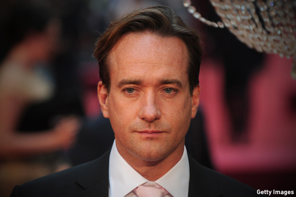 British actor Matthew Macfadyen attends the worldwide premiere of 'Anna Karenina' in central London on September 4, 2012. AFP PHOTO/CARL COURT        (Photo credit should read CARL COURT/AFP/GettyImages)