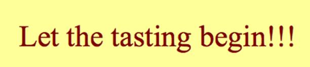 Taste Test.jog