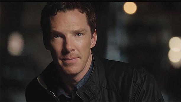 Benedict Cumberbatch (Pic: BBC)