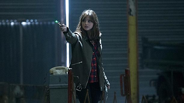 Clara takes over sonicing duties in 'Flatline'