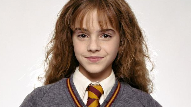 Emma Watson as Hermione Granger in 'Harry Potter and the Sorcerer's Stone' (Pic: Warner Bros)