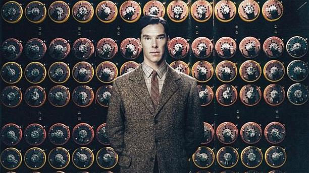 Benedict Cumberbatch as Alan Turing in 'The Imitation Game'