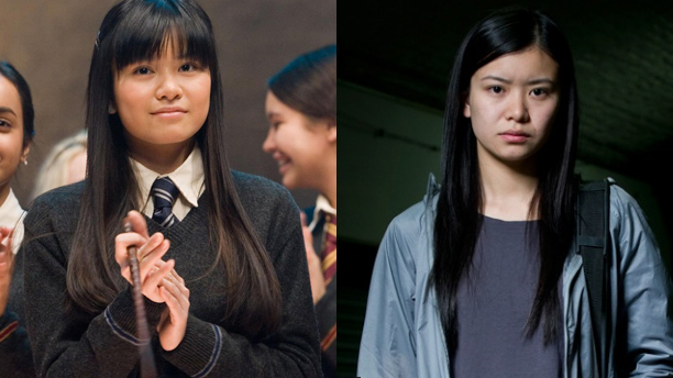 Katie Leung in 'Harry Potter and the Goblet of Fire' and in 2013's 'Run'