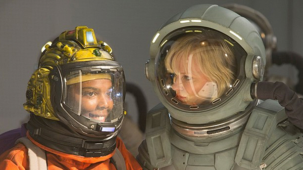 Lundvik and Courtney Woods: Doctor Who, Kill The Moon