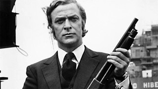 Michael Caine in 'Get Carter'