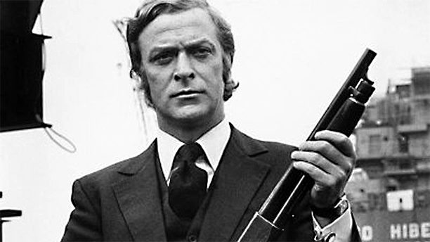 Michael Caine in 'Get Carter' (Pic: Warner Bros)