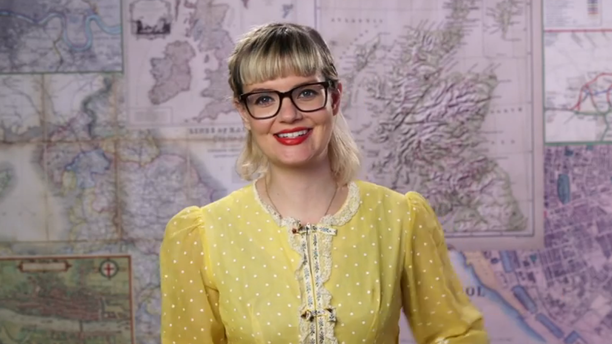 Anglophenia host Siobhan Thompson schools us on failed monster mashups in Victorian garb (YouTube).