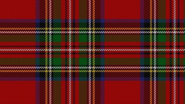 A fine example of the tartan you can have custom-made into a kilt. (tartanregister.gov.uk)