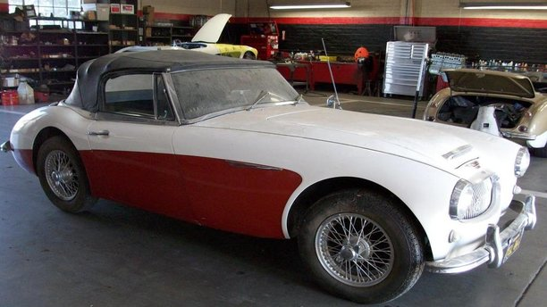 A Freese BJ7 Restoration by the British Car Specialists. (British Car Specialists)