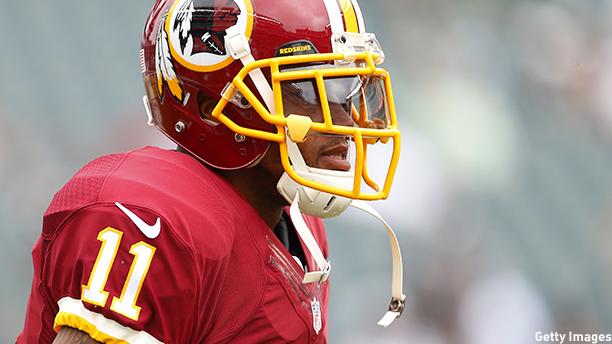 DeSean Jackson of the Washington Redskins. (Photo: Rich Schultz/Getty Images)