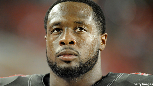 Gerald McCoy of the Tampa Bay Buccaneers (Photo: Streeter Lecka/Getty Images)