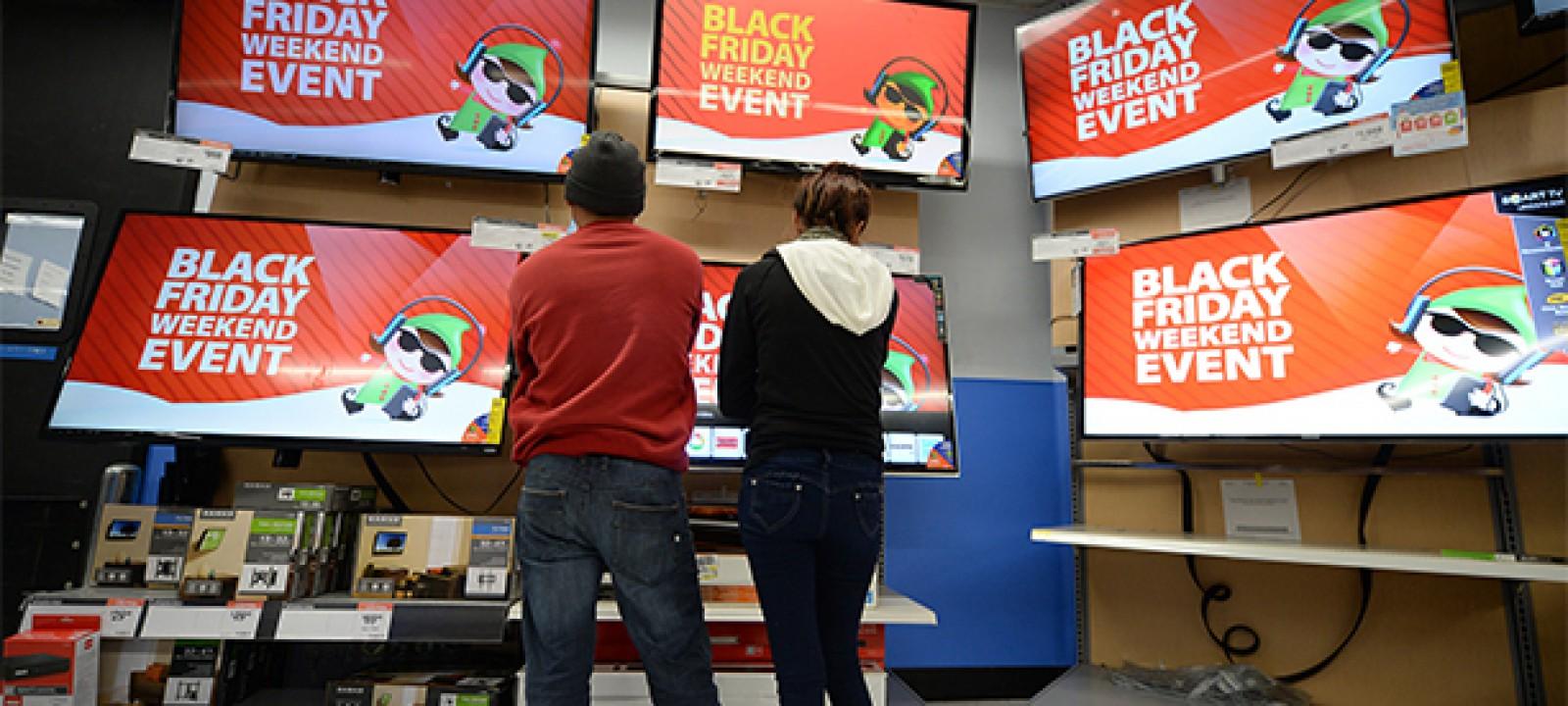 US-ECONOMY-RETAIL-BLACK FRIDAY