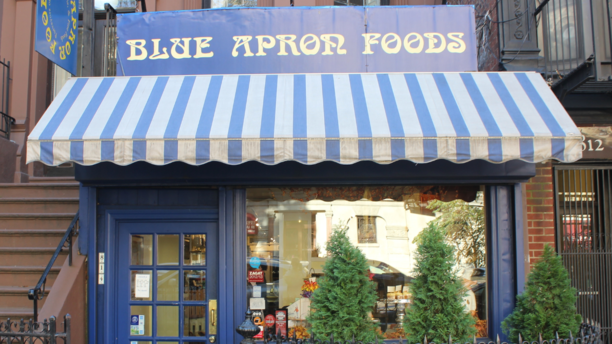 Blue Apron Foods charcuterie and cheese shop in Park Slope. (Blue Apron)