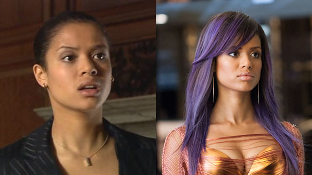 Gugu Mbatha-Raw as Tish Jones in 'Doctor Who' and Noni 'Beyond the Lights'