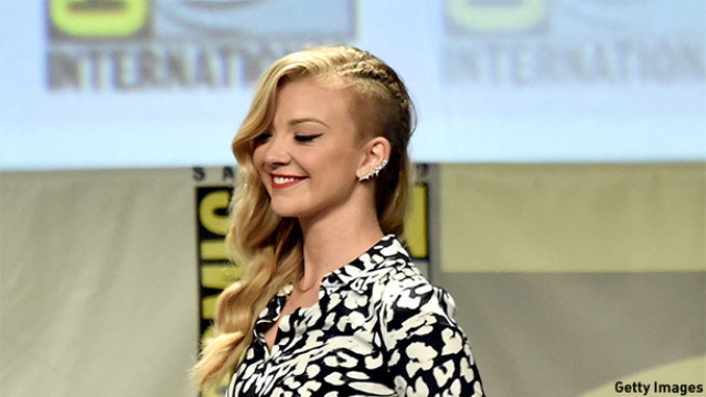 Entertainment Weekly: Women Who Kick Ass Panel And Presentation  – Comic-Con International 2014