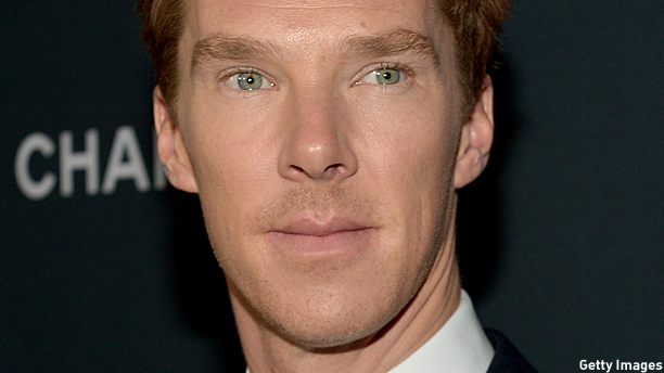 Benedict Cumberbatch (Pic: Charley Gallay/Getty Images)