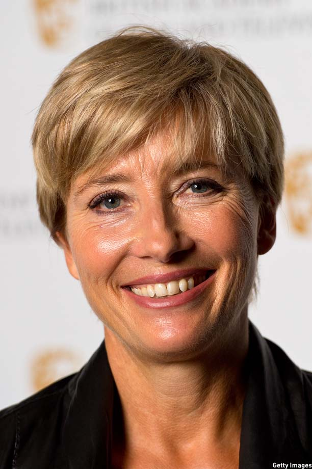 LONDON, ENGLAND - SEPTEMBER 20:  Emma Thompson attends a photocall for BAFTA's Screenwriter Lecture series at BFI Southbank on September 20, 2014 in London, England.  (Photo by Ben A. Pruchnie/Getty Images)