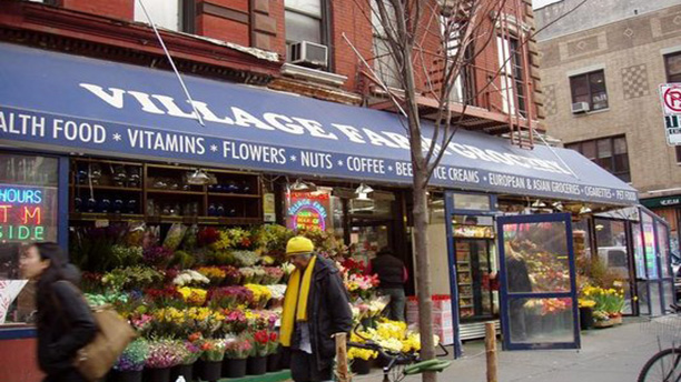 East Village Farm and Grocery Storefront. (Yelp)
