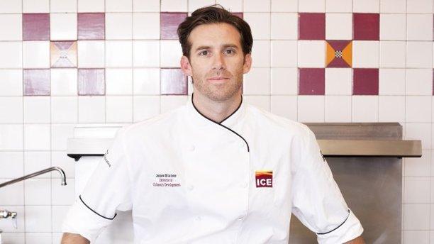 Chef James Briscione in the kitchen. (James Briscione)