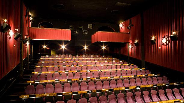 The Alamo Drafthouse Cinema's Interior. (Drafthouse)