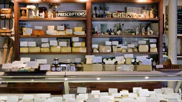 The cheese selection at Bedford Cheese Shop. (Bedford Cheese Shop)