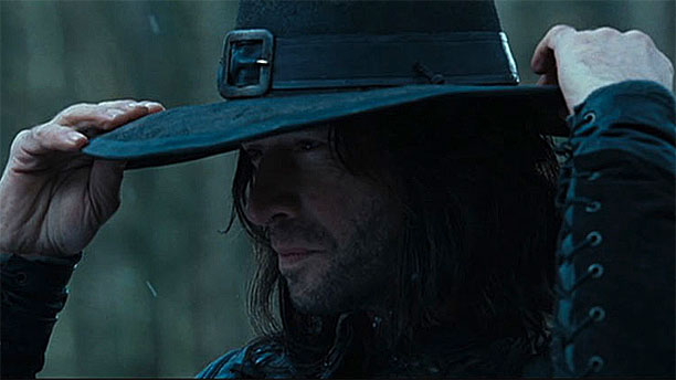 James Purefoy as the buckle-hatted Puritan Solomon Kane in 'Solomon Kane' (Pic: Optimum)