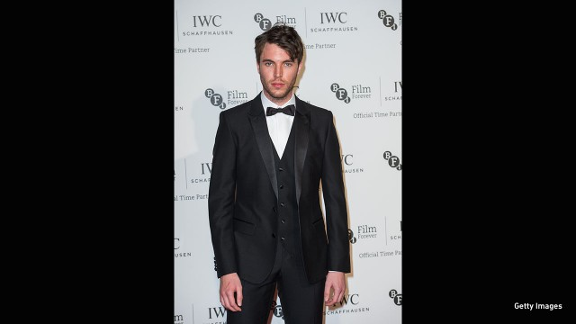 Hughes attends the IWC Gala dinner in honour of the BFI in London.