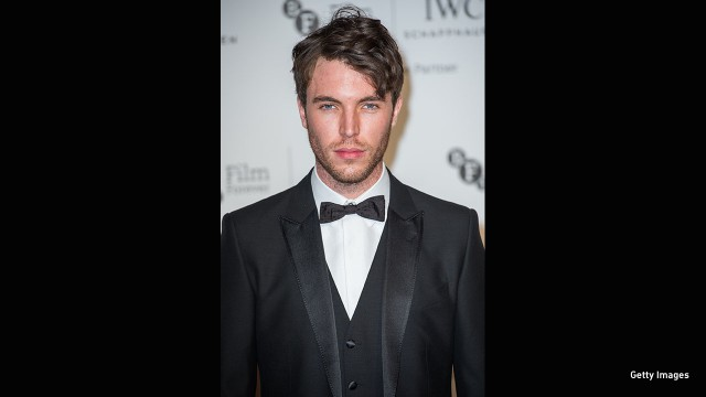 Hughes in the Red Carpet at the 2014 IWC Gala Dinner In Honour Of The BFI.