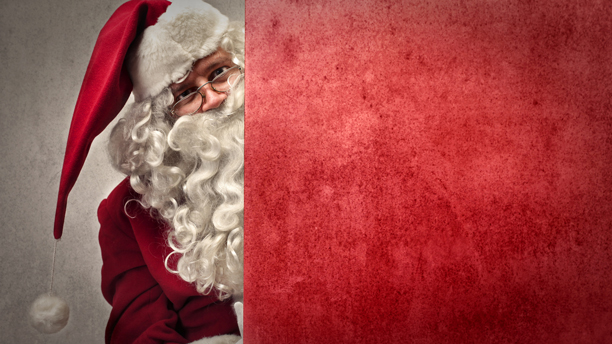 Father Christmas or Santa Claus? (Photo; Fotolia)