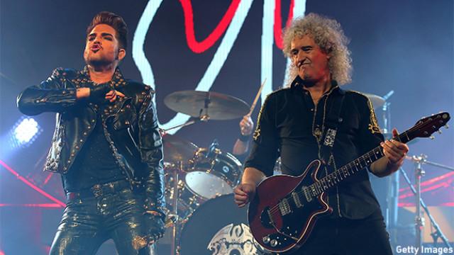 QUEEN And Adam Lambert Tour –  Perth