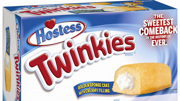 Twinkies make a comeback. (Hostess)