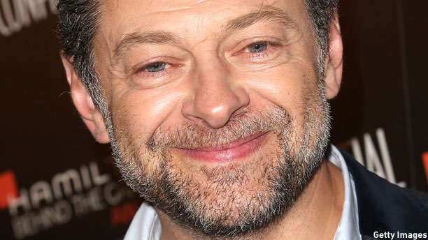 Andy Serkis (Pic: Frederick M. Brown/Getty Images)