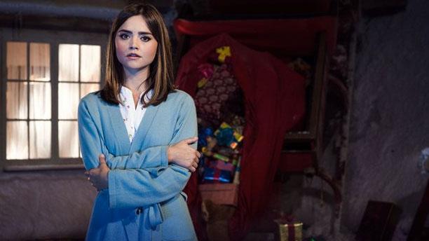 "Clara ""Last Christmas"" Doctor Who"